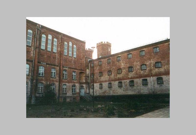 Gefängnis Bützow
